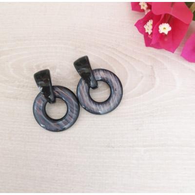 Σκουλαρίκια κρεμαστά plexiglass