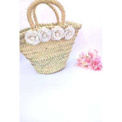 Ψαθινή τσάντα.